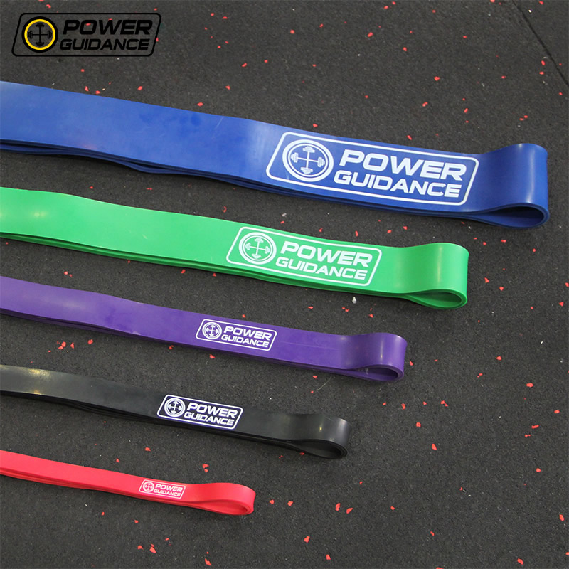 Natural Latex Mobility & Power Lifting Bands Loops Pull Up Assist Bands Heavy Duty Resistance Band Perfect For Body Stretching