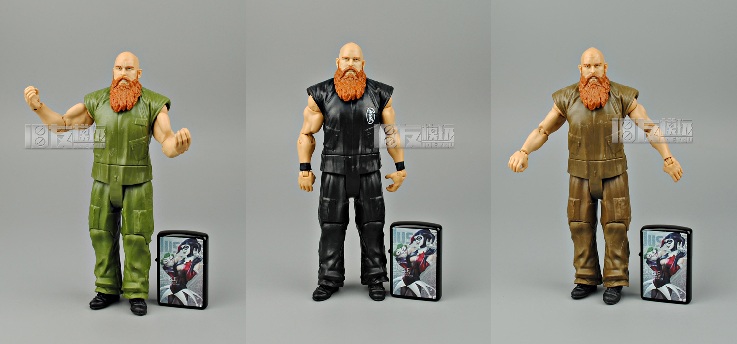 16CM High Quality Classic Toy Super Movable Wrestler occupation wrestling The Wyatt Family Fighter action figure Toys