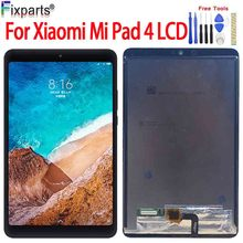 8.0 inch For Xiaomi Mi Pad 4 LCD screen Display+Touch panel Digitizer Replacement For xiaomi mi pad4 LCD Mipad 4 LCD