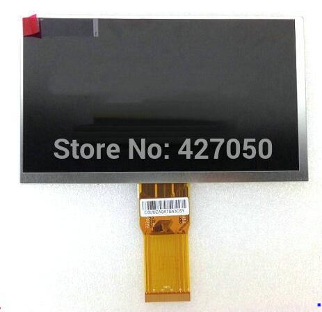 LCD Display 7 Wexler Tab 7b TABLET CPT7D37DB XC070XY 1024 600 TFT LCD Screen Matrix Panel