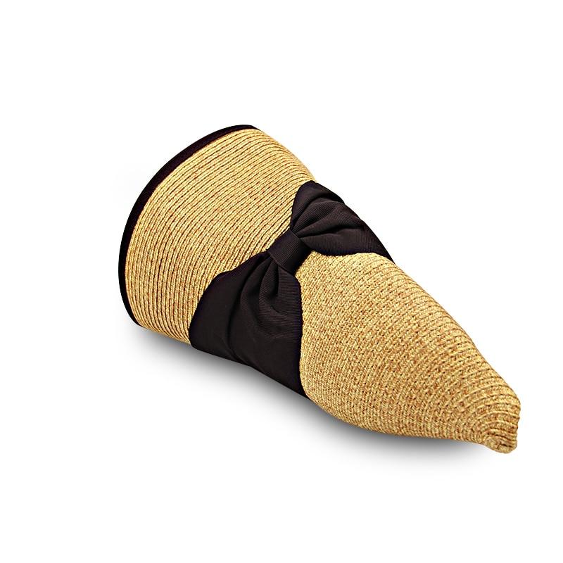 Yeni Gəlmə Moda Günəş Şapkaları Qadın Tətili Yay Çimərliyi - Geyim aksesuarları - Fotoqrafiya 5