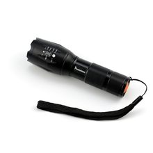LED Tactical Flashlight Torch 5 Modes