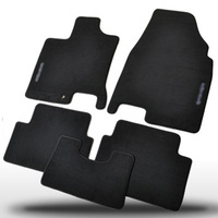 Solid Nylon Auto Odorless Floor Mats Liner Carpet Fitted For Nissan Qashqai