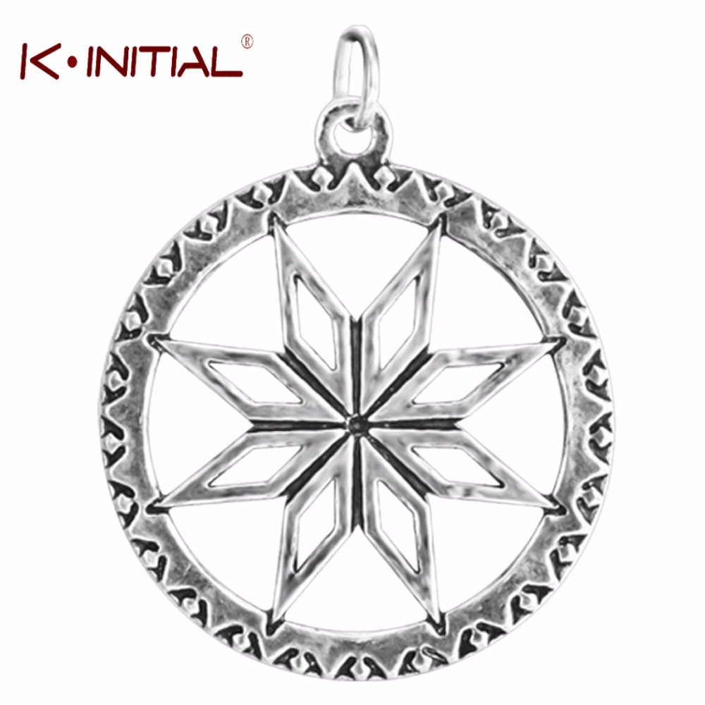 Nkinitial alatyr silver slavic charms pendant jewelry making perun kinitial alatyr silver slavic charms pendant jewelry making perun protect god runes family success sun good pendants accessories mozeypictures Gallery
