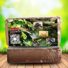 Natural Coconut Fiber Block For Reptile Pet  Lizard Terrarium Substrate