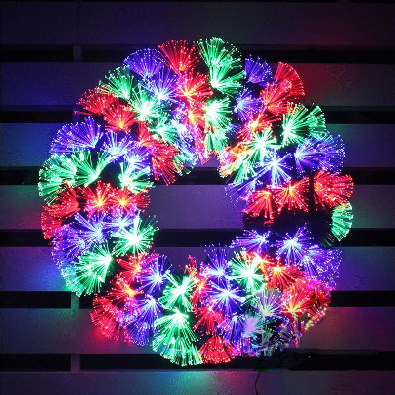 Led10 м 100 талшықты-оптикалық шамдар - Мерекелік жарықтандыру - фото 2