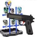 2016 Настоящее Продажа Мальчики Высокое Качество Насос Пистолет Airsoft. пистолет Пневматического Оружия Мягкая Пуля Пистолет Пейнтбол Игрушки Cs Игры Стрелялки вода Кристально