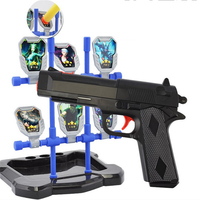High Quality Pump Pistol Airsoft Gun Airgun Soft Bullet Gun Paintball Pistol Toy CS Game Shooting