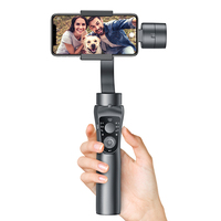 Handheld Gimbal 3 Axis Handheld Stabilizer for Smarthone Or Gopro3/4/5/6 Action Photo Cameras for XIAOMI