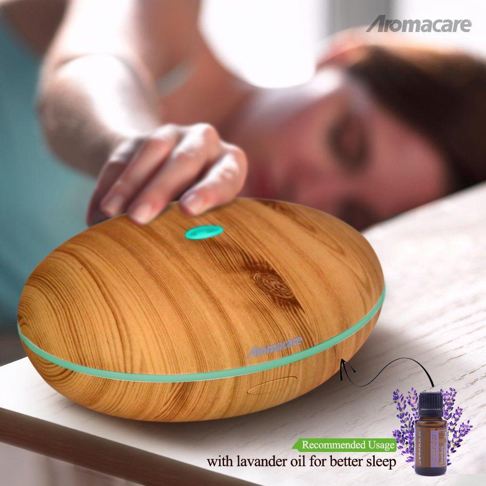 Aromacare 400ml razprševalnik eteričnega olja, ultrazvočni - Gospodinjski aparati - Fotografija 2