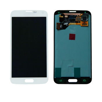 Free Shipping For Samsung Galaxy S5 i9600 SM-G900A SM-G900T Touch Screen Digitizer Glass LCD Display Assembly Panel Replacement image