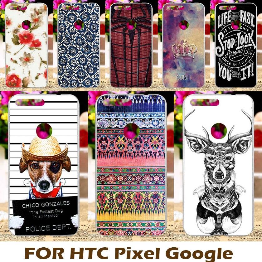 DIY Printed Hard Plastic Printed Shell For HTC Nexus Sailfish HTC Pixel Google Pixel Nexus S1 Case Cover Back