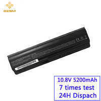GZSM laptop Battery MU06 for hp Pavilion g6 586006-321 battery for laptop 586007-541 586028-341 588178-141 593553-001 battery