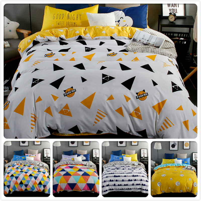 3/4 pcs Bedding Sets 1.5m 1.8m 2.0m 2.2m Flat Sheet Bed Linens Full King Queen Double Twin Size Duvet Cover Kids 4pcs Bedclothes3/4 pcs Bedding Sets 1.5m 1.8m 2.0m 2.2m Flat Sheet Bed Linens Full King Queen Double Twin Size Duvet Cover Kids 4pcs Bedclothes