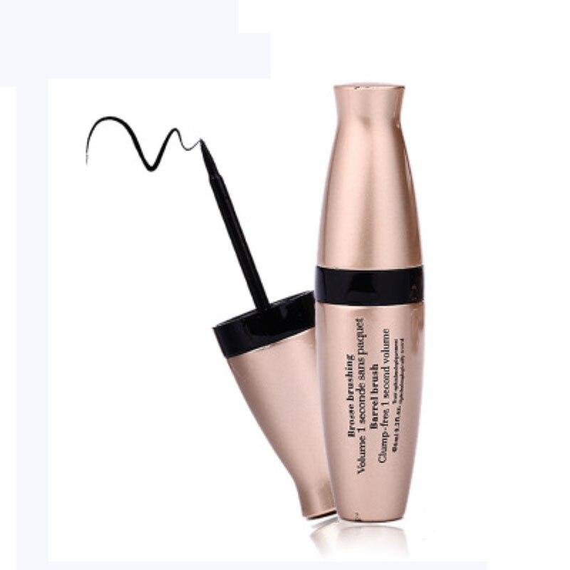 1pc Black Waterproof Liquid Eyeliner Make Up Beauty Comestics Long-lasting Eye Liner Pencil Makeup Tools For Eyeshadow