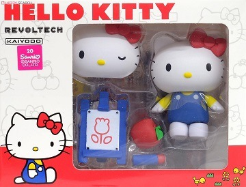 Anime Cute Nendoroid Hello Kitty Movable PVC Action Figure Collectible Model Toy Doll 8CM KT0100Anime Cute Nendoroid Hello Kitty Movable PVC Action Figure Collectible Model Toy Doll 8CM KT0100