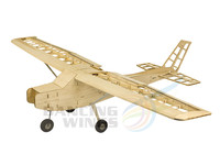 Balsawood RC Airplane Cessna 152 Flying Model Aircraft 1200mm Laser Cut Aeroplane Electric Remote Control RC Plane Kit T20