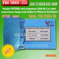 Dhl ou ems a 3 em um adaptador para ipad 2 3 4 ou 2 em 1 um adaptador para ipad 3 4 usado em naviplus pro3000s