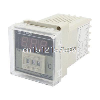 XMTG-1000 0-399 Celsius Degree Digital Display Temperature Controller Meter digital indoor air quality carbon dioxide meter temperature rh humidity twa stel display 99 points made in taiwan co2 monitor