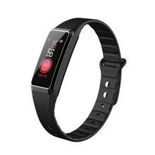 B22 Smartband Activity Tracker Waterproof Sport Bracelet Bluetooth Blood Pressure Heart Rate Message Push Call Reminder Watch