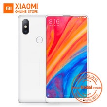 "Global Version Xiaomi Mi Mix 2S Snapdragon 845 6GB 64GB 5.99"" Full Screen AI Dual PD Camera Face ID NFC Qi Wireless Charging(China)"