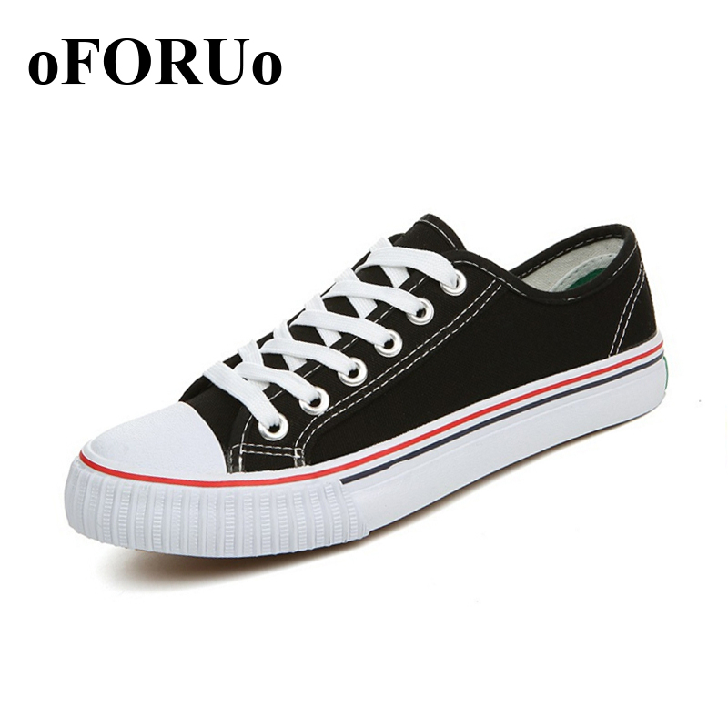 Canvas Shoes Skateboarding-Shoes Classic Woman Flat Men ST22 All-Lover title=