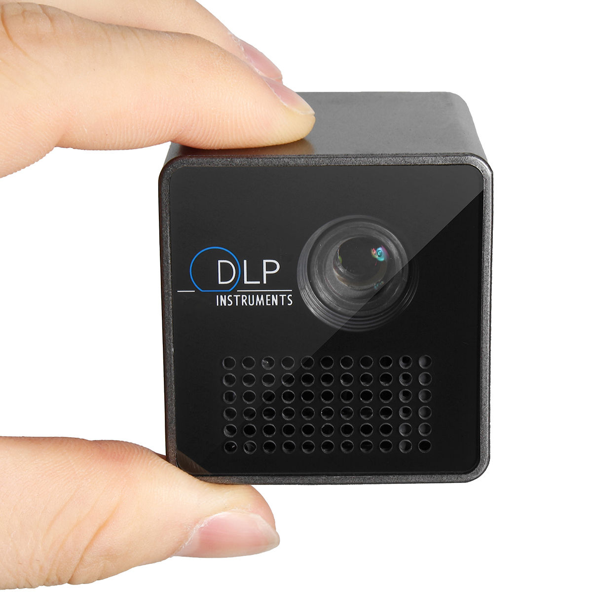 P1 Plus Wireless Mobile Projector Support Miracast DLNA for Pocket Proyector Home Movie Projector DLP Beamer Battery цена и фото