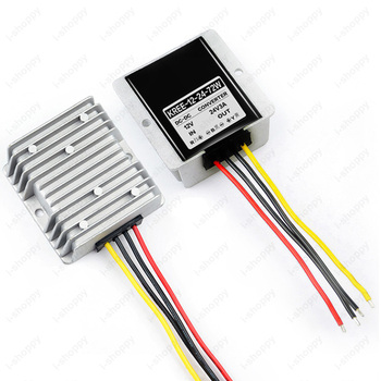 цена на DC-DC Converter Module Power Supply Adaptor Adjuster Regulator Voltage Transformer 12V Step up to 24V