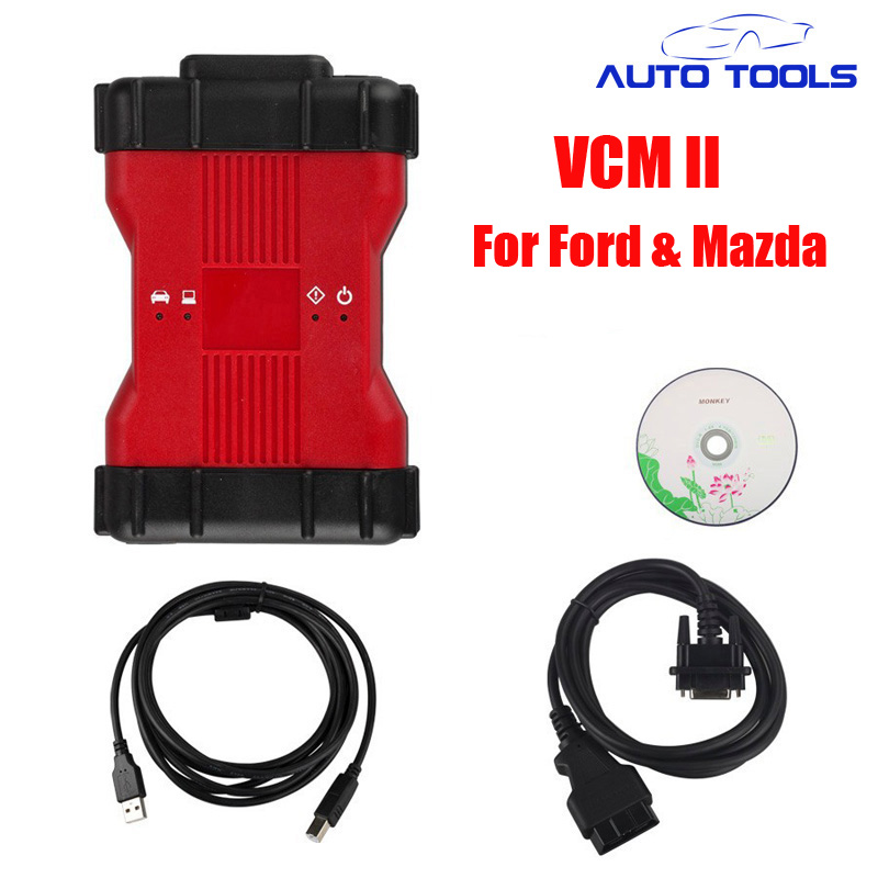 Professional For Mazda VCM II VCM 2 V91 06 IDS For Mazda Diagnostic System High