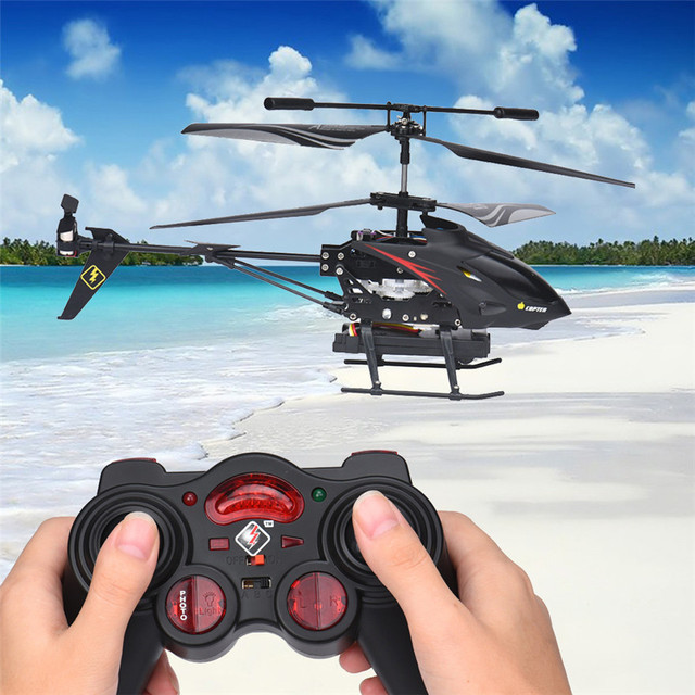 High Quality S977 3.5CH Camera Channel RC Metal Helicopter Gyro Radio Remote Contrl Gift For Kid Toys Wholesale Free Shipping