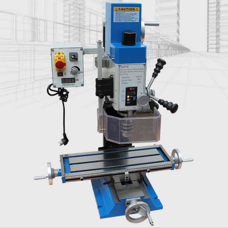 Fantastic Us 1104 49 11 Off 600W 0 8Hp Milling Drilling Machine Multifunction Mt2 Bench Drill Clamping 16Mm 220Vac Mill Metal Wood Lathe Processing Machine In Inzonedesignstudio Interior Chair Design Inzonedesignstudiocom