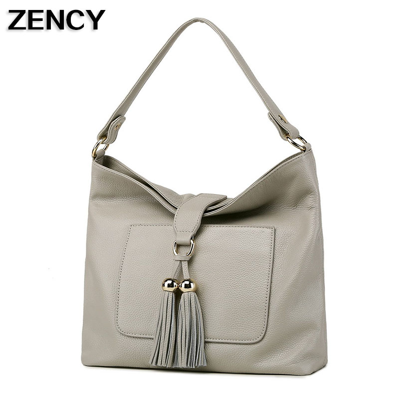 First Layer Soft Genuine Cow Leather Women's Shoulder Tassel Bags Tote Handbags Ladies Messenger Bag Satchel Bolsos Bolsas wifi biometric face time attendance and access control system iface302 wifi communication fingerprint wifi terminal
