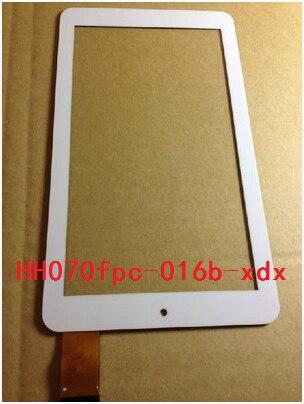 Новый оригинальный 7 дюймов tablet емкостной сенсорный экран HH070fpc-016b-hx бесплатная доставка