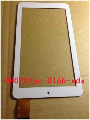Nueva pantalla original de 7 pulgadas táctil capacitiva de la tableta HH070fpc-016b-hx envío gratis