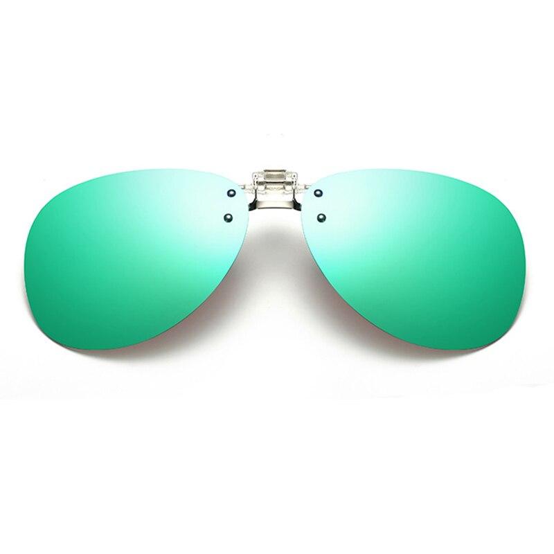 Clip de aviación de moda en gafas de sol polarizadas Hombres - Accesorios para la ropa - foto 3
