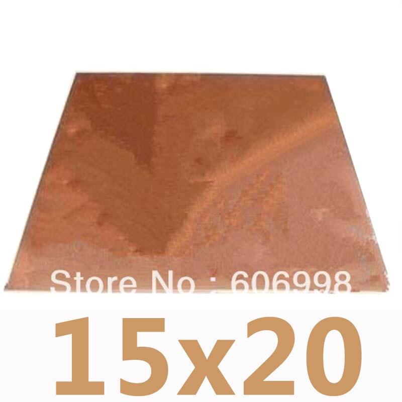 15*20CM Double Sided Circuit Board Copper Clad Plate 1.5mm Thickness Glass Fiber Universal PCB Board Protoboard