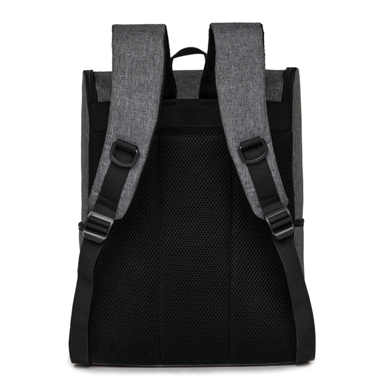 XCZJ Unisex Design Backpack Book Bags for School Backpack Casual Rucksack Daypack Oxford Canvas Laptop Fashion Man Backpacks 2