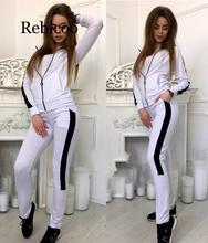 Women Casual Tracksuit Outfits Two Piece Set Slim Fit Sweatsuit Womens 2 Fashion Color Tracksuits