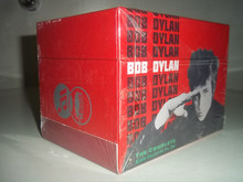 Bob Dylan CD El Álbum Completo Colección 47 CDs de Música Clásica Versión Fábrica China New Sealed Box set Envío Libre