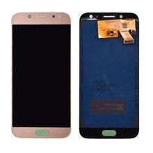 J530 ЖК дисплей для Samsung Galaxy J5 pro 2017 J530Y J530F дисплей сенсорный экран планшета Ассамблеи можно регулировать яркость