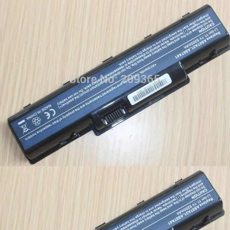 Nieuwe Vervangen AS07A31 AS07A41 Batterij Voor Acer Aspire 4720 4730 5735Z 5737Z 5738 5738DG 5738G 5738Z 5738ZG 5740 5740DG 5740G
