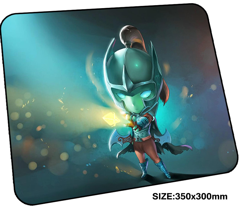 Nightgaunt mousepad gamer 350x300x3mm gaming mouse pad Professional notebook pc accessories padmouse Domineering ergonomic mat ...