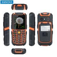 Wholesale Jeasung S6 Mini Rugged Elderly Phone Big Speaker Dual SIM Long Standby Battery Multi Language