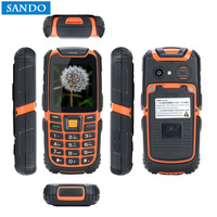 Wholesale Jeasung S6 Mini Rugged Elderly Phone Big Speaker Dual SIM Long Standby Battery Multi Language