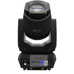 Image 3 - 2XLot أحدث 200 واط LED تتحرك إضاءة أمامية تدفق البقع الضوئية 3IN1 LED أضواء للمسرح مثالية ل Dj ديسكو أضواء نادي عرض الحفلات luces