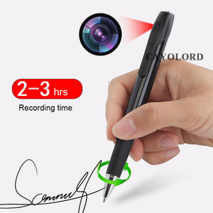 Pen Voice-Recorder Meetings HD Time Standby Hand-Class