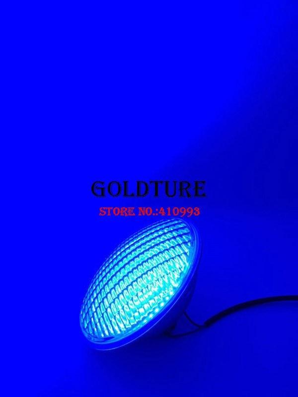 39W 546 LEDs PAR56 Pool Swimming Pool Light Pond Underwater Light Warm White 12V