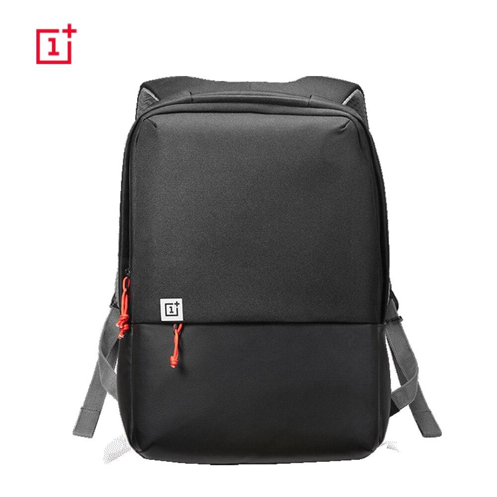 OnePlus נסיעות כתף שקיות גברים נשים המוצ 'ילה עמיד למים מחברת מחשב תרמיל בית ספר תיק תרמילי קורדורה עבור בני נוער