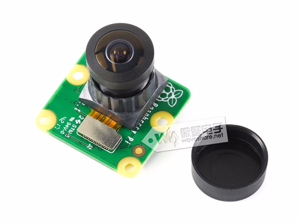 IMX219-D160 IMX219 Camera Module, For The Official Raspberry Pi Camera Board V2,160 Degree FoV