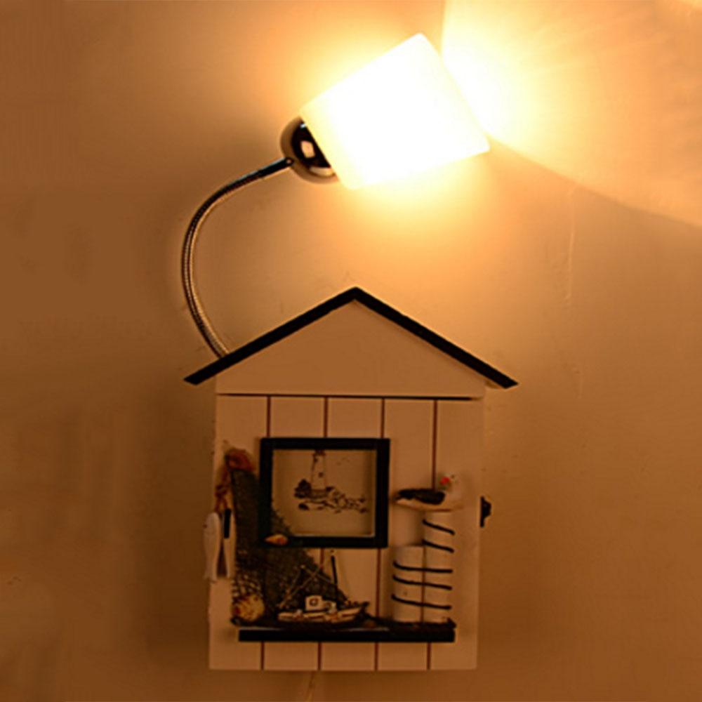 Led Wall Lamp Cartoon Bathroom Light  110V 220V Room Wall Lamp Bedside Reading Lamp Fashion House Wall Light Led Wall Lamp Cartoon Bathroom Light  110V 220V Room Wall Lamp Bedside Reading Lamp Fashion House Wall Light